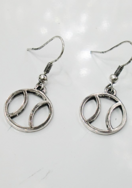 Silver Madison Earring