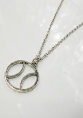 Silver Madison Necklace
